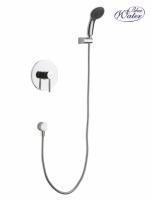 Zestaw prysznicowy podtynkowy <br/>  DEN-ZKP.300C