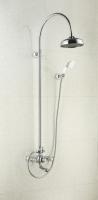 Zestaw wannowo-prysznicowy natynkowy <br/>   NIK-ZWPN.500C