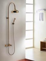 Zestaw kabinowo-prysznicowy natynkowy   RET-ZKPN.400