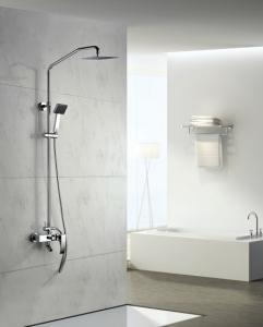 Zestaw wannowo-prysznicowy natynkowy  LIW-ZWPN.500C