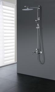 Zestaw wannowo-prysznicowy  natynkowy   ROG-ZWPN.500C