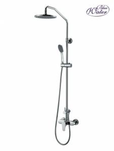 Zestaw kabinowo-prysznicowy natynkowy ALO-ZKPN.400C