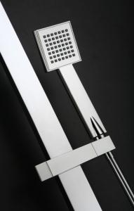 Zestaw kabinowo-prysznicowy natynkowy <br/> PAN-ZKPN.400C